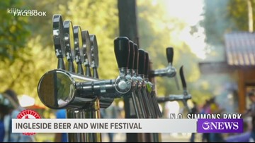 Ingleside Beer and Wine Festival kicks off at 4 p.m. Saturday
