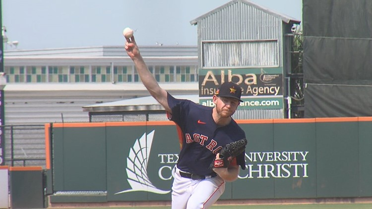 Astros and Rangers' alternates tie as Ivey dominates
