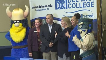 TAMUCC, Del Mar celebrate success of Viking Island Program