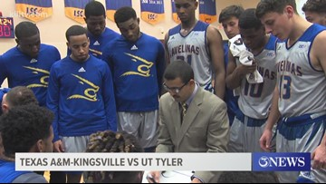 Javelinas MBB bounces back with 67-59 win over UT Tyler - 3Sports