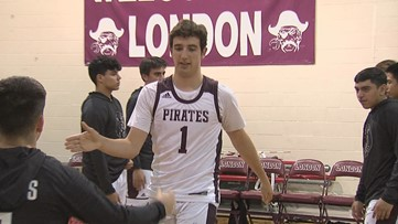 Athlete of the Week: London's Joshua Chesney