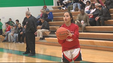 Athlete of the Week: For the 3rd consecutive year West Oso's Larissa Lopez