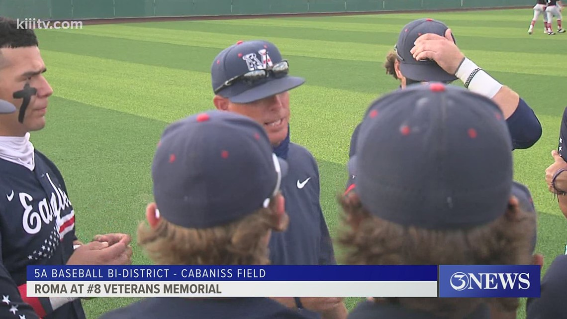 Veterans Memorial run-rules Roma to advance to area round - 3Sports