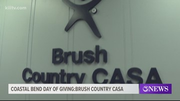 Coastal Bend Day of Giving: Brush Country CASA
