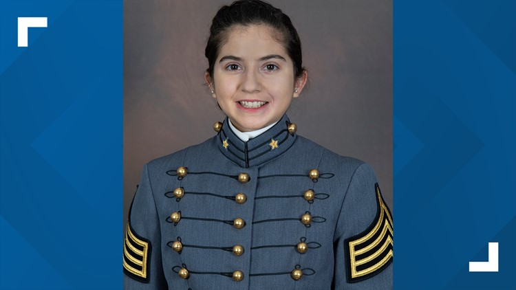 Corpus Christi native, West Point cadet and Stanford graduate student Kalista Schauer selected as Knight-Hennessy Scholar