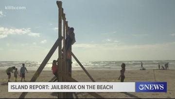 Island Report: Jailbreak on the Beach