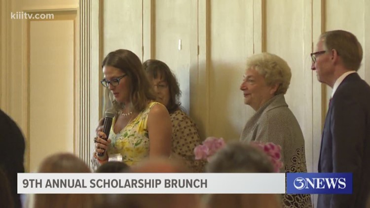 2019 Coastal Bend Community Foundation scholarship brunch