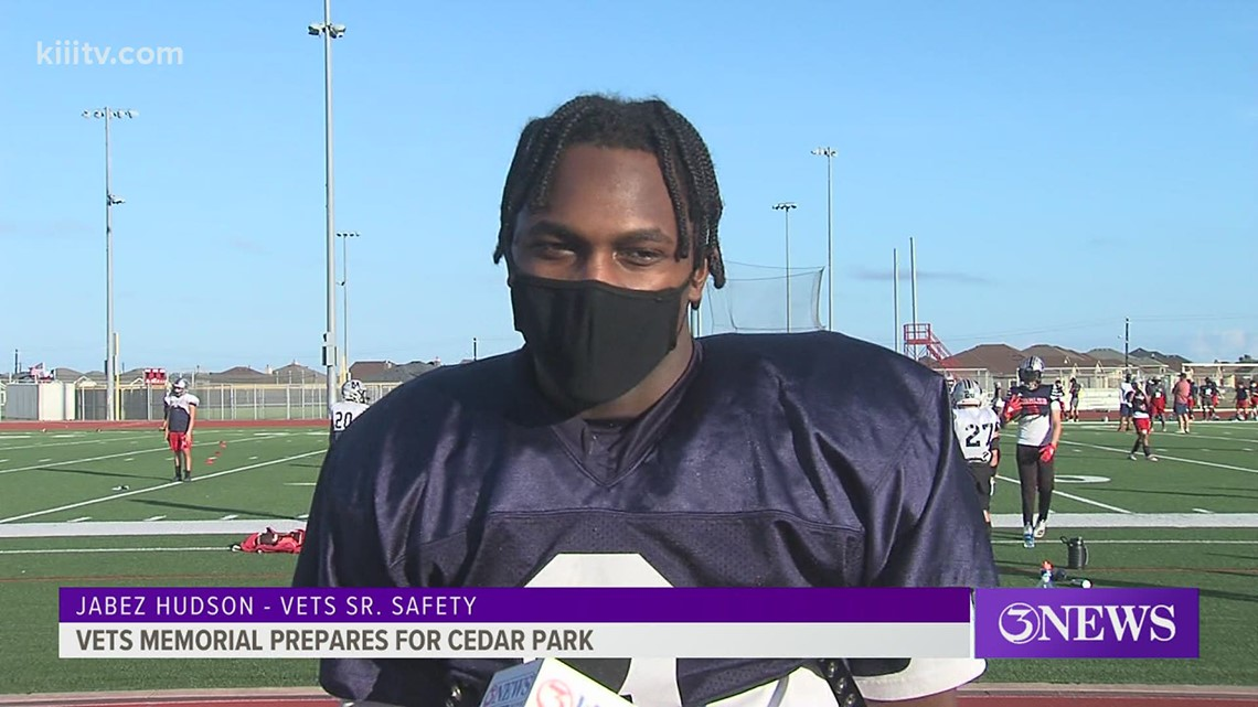 Vets players weigh in on Cedar Park - 3Sports