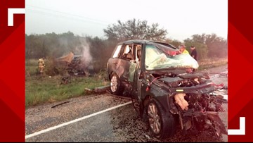 DPS responds to three-vehicle accident, single fatality west of Freer