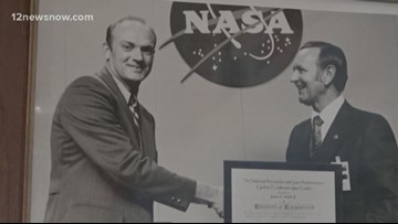 Southeast Texas man who worked on Apollo 11 moon landing reflects on 30-year NASA career