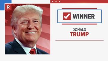 President Trump easily wins Texas GOP primary