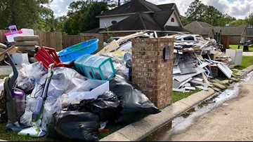 FEMA set to hit the ground in Southeast Texas after Imelda flooding