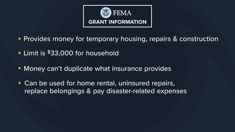 FEMA Grant Information