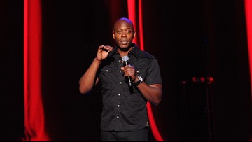 Comedian Dave Chappelle will perform two more surprise shows in San Antonio