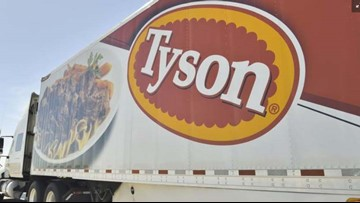 Tyson Foods commits $13 Million in COVID-19 hunger relief, community support