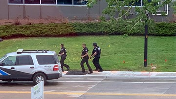 STEM School Highlands Ranch security guard saw muzzle of weapon, fired 2 rounds, sources say