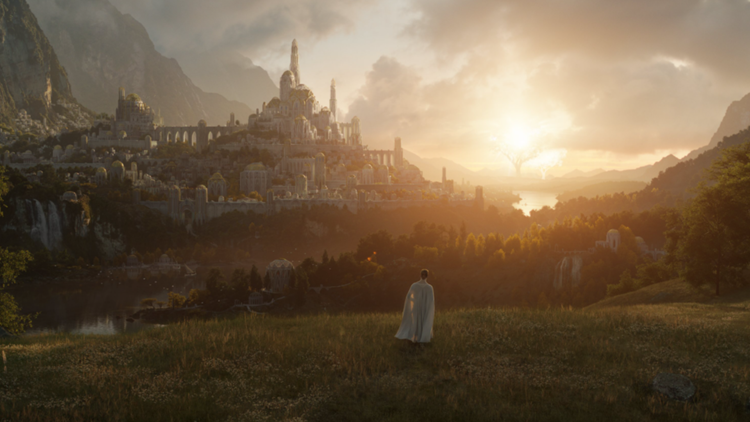 Amazon's 'Lord of the Rings' series gets a premiere date