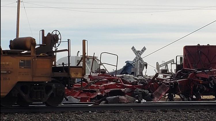 train car removal