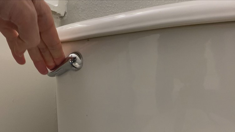 Toilet Tips: How to use your toilet without running water