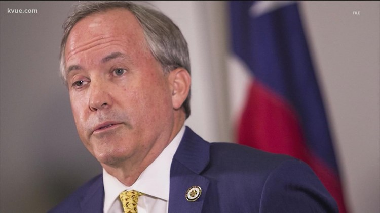 Paxton suing Biden administration, demanding funding and continuation of border wall construction