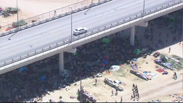 Gov. Abbott appeals denial of federal emergency disaster declaration at Texas-Mexico border