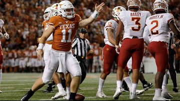 ROAD TO SUGAR BOWL: Texas Longhorns' journey to New Orleans
