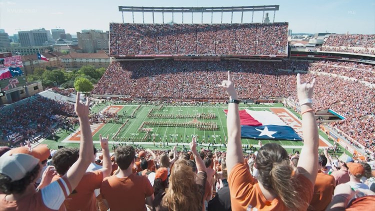 UT: 'The Eyes of Texas' will stay — school will 'fully own, acknowledge and teach' song's history