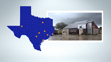 Reopening Texas looks different around the state