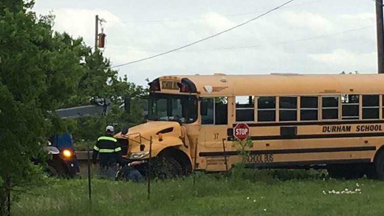 Pflugerville bus crash