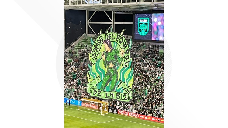 Austin FC pays homage to late Tejano singer Selena ahead of LA Galaxy win