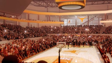 UT Austin's new basketball arena now has a name following $130M grant