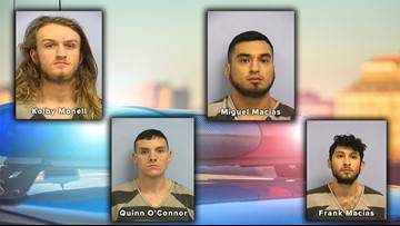 All four suspects in Downtown Austin hate crime investigation now behind bars, police say