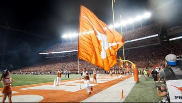 Texas Longhorns announce new assistant football coaches