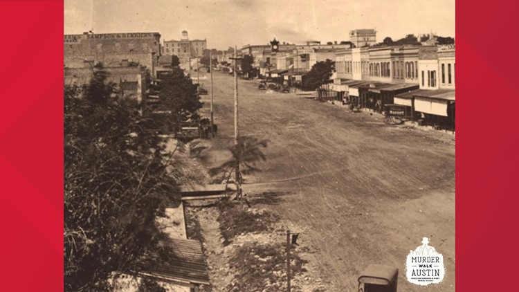 South Congress in 1885