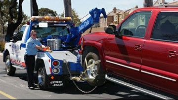 AAA offering 'Tipsy Tow' to Texas drivers on Fourth of July