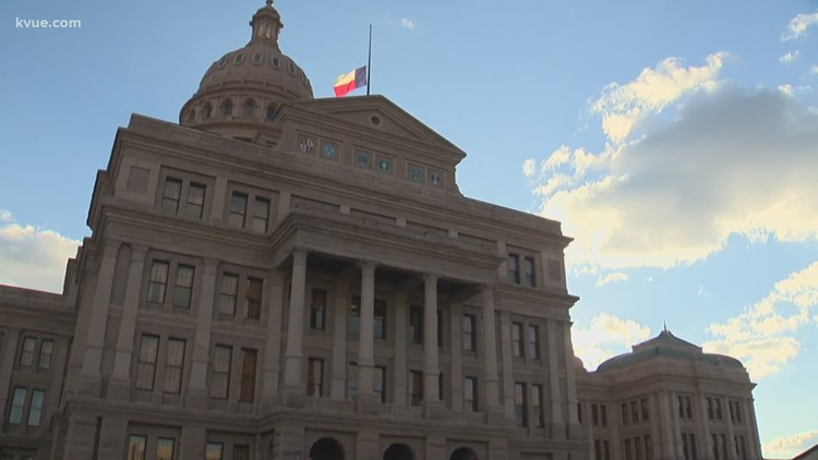 'Texas Rally for Life' draws demonstrators to State Capitol