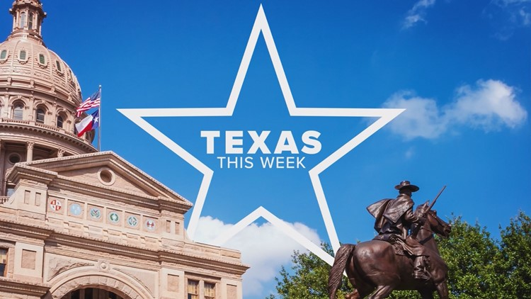 Texas This Week: Lt. Gov. Dan Patrick weighs in on the regular session, upcoming special session