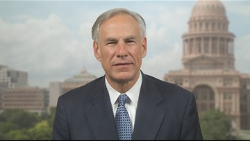 Gov. Greg Abbott promises to give schools more funding, lower property tax increases