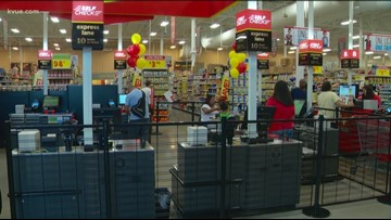 Texas cities rank high in 'most affordable groceries' list