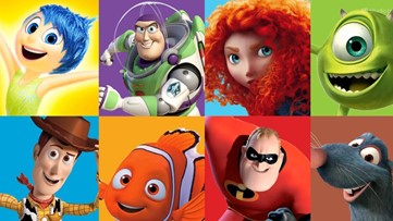 Learn how to draw with Pixar