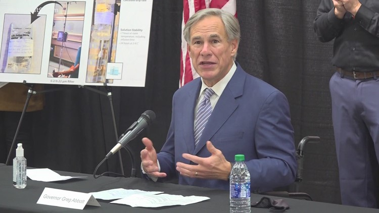Gov. Abbott visits Odessa for economy roundtable, signs executive order to help protect oil and gas industry