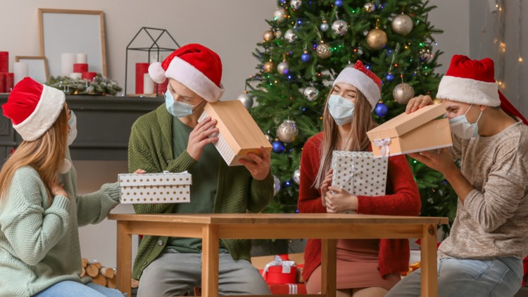 'Make sure to get those gifts early'   Major shipping delays expected