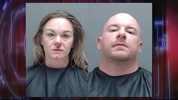 Longview residents arrested after Harrison County deputies find home steroid lab