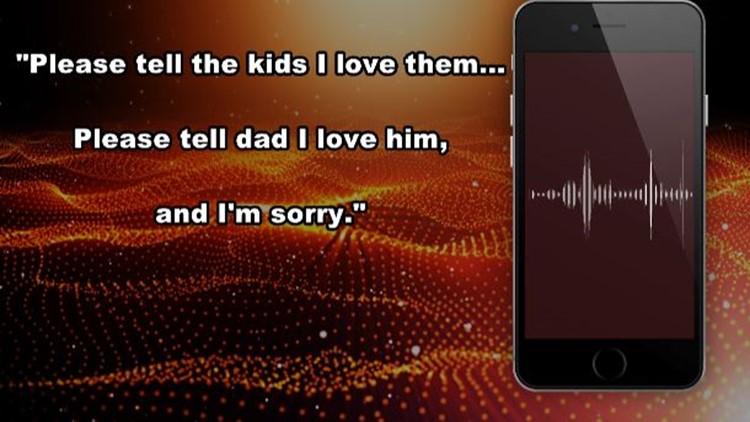Lauren's phone call to her mom