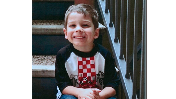 Officials believe they found the body of a missing young boy