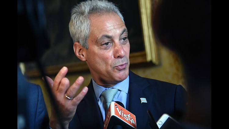 <p>Chicago is one of the first cities to sue the Trump administration for its sanctuary cities policies.</p>