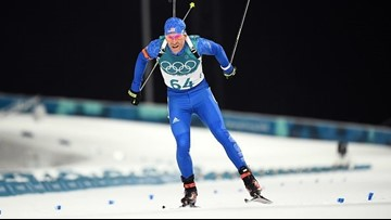 First US athlete to qualify for 2018 Winter Olympics almost didn't go