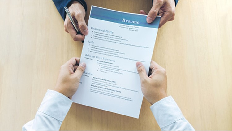 These are the things you should get rid of on your resume