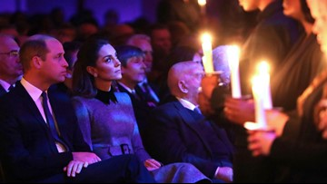 Prince William and Kate Have Told Their Children About the Holocaust