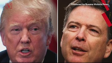 James Comey: Trump 'Certainly Close' To Being Unindicted Co-Conspirator